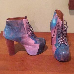 Jeffrey Campbell  Cosmic Lita shoes
